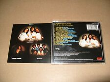 Bee Gees -Saturday Night Fever Original Movie Soundtrack cd +Inlays Ex Condition