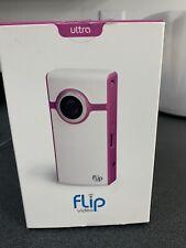 flip ultrahd video camera plus tripod