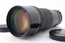 [NEAR MINT] Canon New FD NFD 300mm F4 L MF Lens from Japan #245