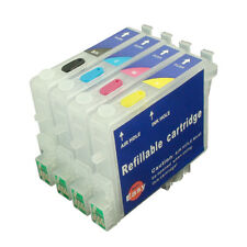 Refillable Ink Cartridge for EPSON C67 C87 CX3700 CX4100 CX4700 CX7700 CX5700F