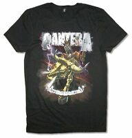 Pantera Bull Rider Black T Shirt New Official Adult Cowboys From Hell