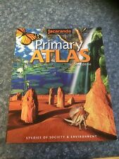 JACARANDA PRIMARY ATLAS - SECOND EDITION