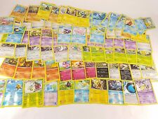 Pokemon TCG Card Breakpoint Set Lot 81 Different Cards 9 Holos