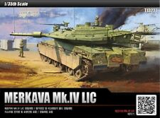 ACADEMY 1/35 #13227  MERKAVA Mk.IV LIC  With Free Shipping + Free Gifts
