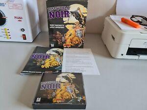 Discworld Noir Terry Pratchett PC Game Big Box Edition PAL Rare