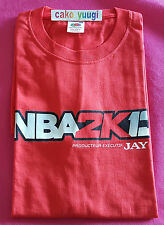 T-SHIRT NBA 2K 13 TAILLE L