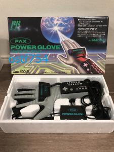 PAX Power Glove Nintendo Famicom Nes Controller Family Computer Videospiel
