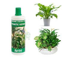 Concime fertilizzante per piante verdi balcone giardino azoto fosforo potassio