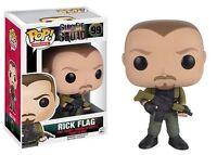 Funko POP Movies: Suicide Squad Action Figure, Rick Flag