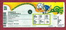 Orig.Ticket   Confederations Cup BRASILIEN 2013  SPANIEN - ITALIEN  1/2 FINALE !