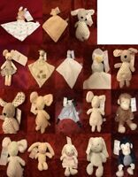 Marks and Spencer  M&S Baby Comforter Soft Toys New