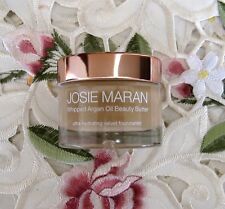 ~JOSIE MARAN~WHIPPED ARGAN OIL BEAUTY BUTTER FOUNDATION in TAN~
