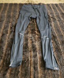 Trayl Mens Size XL Bike Padded Cycling Pants Black