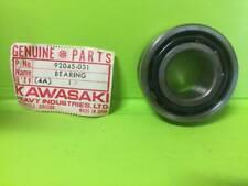 Kawasaki NOS.KZ400, KZ440 , BEARING,B,5205ANX4PX   Part Number 92045-031