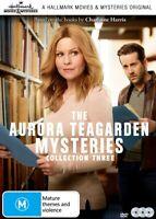 The Aurora Teagarden Mysteries Collection Three DVD 2019 BRAND NEW