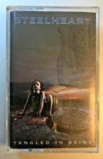 NEW Steelheart - Tangled In Reins Cassette 1992 MCAC  Hard Rock Glam Metal