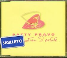 "PATTY PRAVO "" UNA MATTINA D'ESTATE "" CD's SIGILLATO SONY 2000 (VASCO ROSSI)"