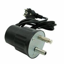 Grillmotor 230 V, 1 U/m für Spießdreher Grill Mangal ohne Zubehör