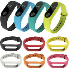 Original Silicon Wrist Strap WristBand Bracelet Replacement for XIAOMI MI Band 2