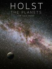 Gustav Holst The Planets LEARN TO PLAY Classical Solo PIANO Music Book