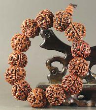 Old natural Diamond Bodhi beads Bracelet