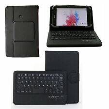 Wireless Bluetooth Keyboard Case Stand For AT&T Verizon LG G Pad 7.0 V400 V410