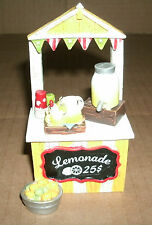 1/24 Scale Lemonade Stand Resin Model Miniature Concession Diorama Accessory