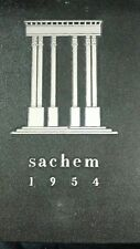 SOUTHWEST HIGH SCHOOL YEARBOOK~KANSAS CITY,MO~1954 SACHEM~SHIPS FREE