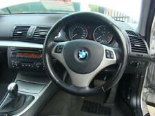 BMW 1 SERIES STEERING WHEEL, E82/E87/E88, SILVER SPOKE, WITH CONTROL, 10/04-13