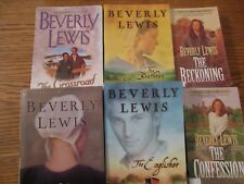 Beverly Lewis 12 book set (Confession/Reckoning/Covenant/Brethren+8)