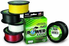 Power Pro Braided Fishing Line - 275m - Red -  All Breaking Strains!