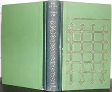 History of KING HENRY VII SEVENTH Francis Bacon FOLIO SOCIETY Medieval to Tudor