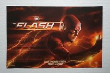SDCC 2018 The Flash 11x17 Poster WB Exclusive