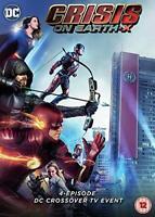 Crisis on Earth X [DVD] [2018] [DVD][Region 2]