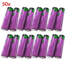 50 x 3.6V 2.4AH Back-up Battery For 6ES7971-0BA00 Siemens Simatic SL-360 S7-400