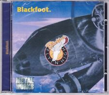 CD BLACKFOOT Flyin High / Southern Rock USA 1976 / Flying High