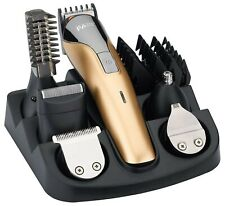 FARI Beard Trimmer Hair Clipper All in 1 Man's Grooming Kit Facial Nose and H...