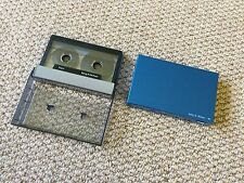 Bang & Olufsen Sealed blank cassette a nastro C90 tipo II BASF CHROME