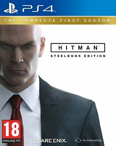 Hitman: The Complete First Season | PS4 PlayStation 4 Used