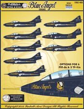 1/48 Furball F9F TF-9J  Blue Angel Cougars for the Kitty Hawk Kit