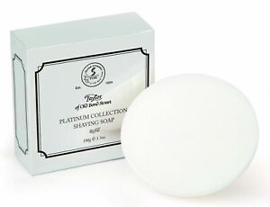 Taylor of Old Bond Street Platinum Collection Shaving Soap Refill 100g