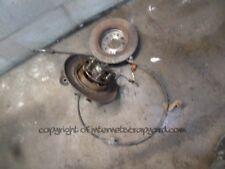 Honda Stream 1.7 Vtec 00-06 D17 RH OSR rear wheel hub + handbrake cable ABS