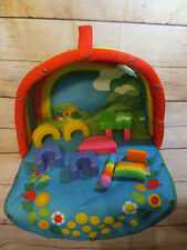 New ListingRainbow Brite Color Cottage with Accessories Table Pillow Chairs and More