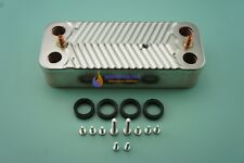 IDEAL ISAR 30HE ISAR M30100 & EVO C22/30 PLATE HEAT EXCHANGER 170995 ORIGINAL