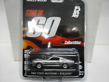 FORD MUSTANG 1967 ELEANOR 60 SECONDS SEGUNDOS HOLLYWOOD GREENLIGHT 1:64
