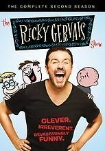 RICKY GERVAIS SHOW: COMPLETE SECOND SEASON (3PC) Region Free DVD - Sealed