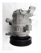 Jeep Grand Cherokee 2008-2010 A/C Compressor with Clutch New Premium Aftermarket