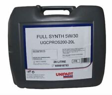 20L Unipart 5W30 Engine Oil Fully Synthetic 20L (ProS200)  FUCHS PROS200