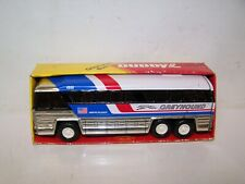 NIB Buddy L BRUTE Greyhound Bus Americruiser Toy  #500H  1979 1981