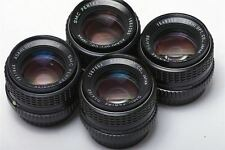 1PcsUsed  Lens Tested 50Mm 1:1.4 Functional Pentax U